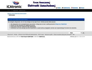 icatronic.pl screenshot