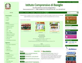 icbasiglio.gov.it screenshot