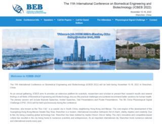 icbeb.org screenshot