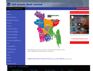 icbislamic-bd.com screenshot
