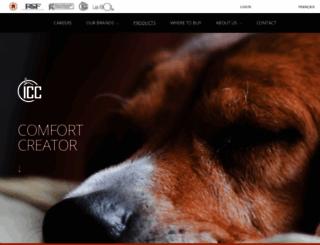 icc-rsf.com screenshot