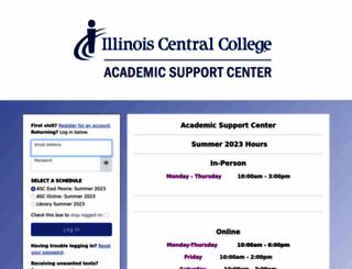 icc.mywconline.com screenshot