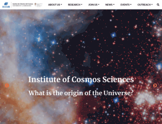 icc.ub.edu screenshot