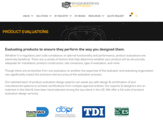 iccevaluations.com screenshot