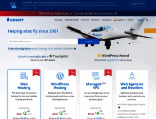 icdhost.com screenshot