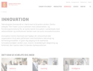 icdk.um.dk screenshot