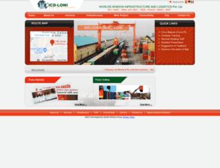 icdloni.com screenshot