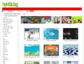 ice.yepi-kizi.com screenshot