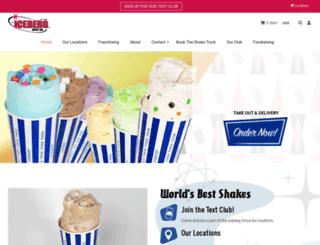 icebergdriveinn.com screenshot