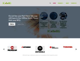 icebergimpex.com screenshot