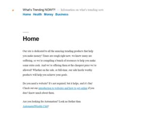 iceberglist.com screenshot