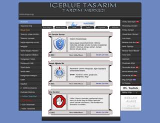 iceblue-dizayn.tr.gg screenshot