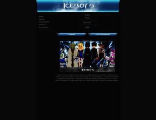 icebots.com screenshot