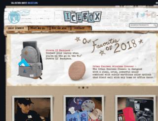 iceboxonline.com screenshot