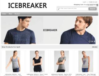 icebreakertshirt.com screenshot