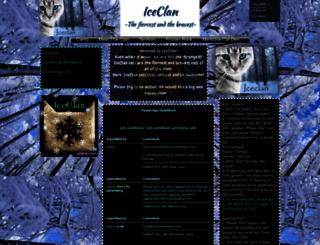 iceclancamp.webstarts.com screenshot