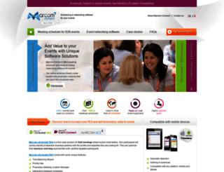 icef-dubai.marcom-education.com screenshot