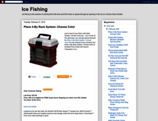 icefishing2012.blogspot.com screenshot