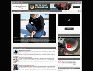 icefishingchat.com screenshot