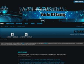 icegamingus.com screenshot