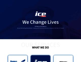 icegroup.ie screenshot
