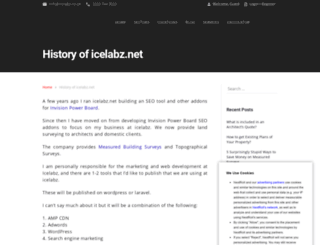 icelabz.net screenshot