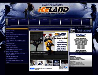 iceland.goalline.ca screenshot