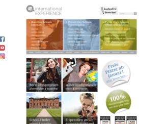 iceland.international-experience.net screenshot