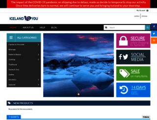 icelandtoyou.net screenshot