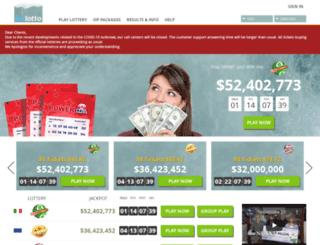 icelotto.com screenshot