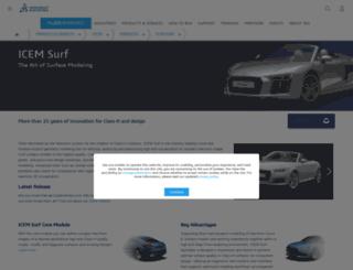 icem.com screenshot