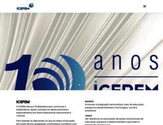 icepem.com.br screenshot