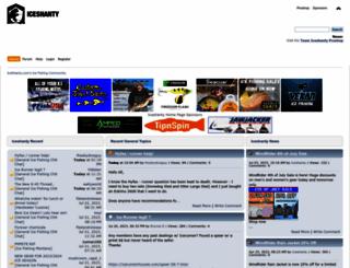 iceshanty.com screenshot