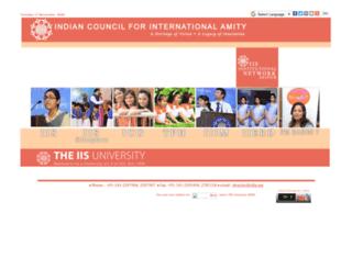 icfia.org screenshot