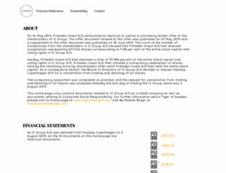 icgroup.net screenshot