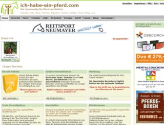 ich-habe-ein-pferd.com screenshot
