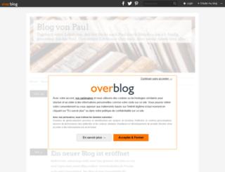 ich-suche-paul.over-blog.de screenshot