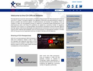 ich.org screenshot