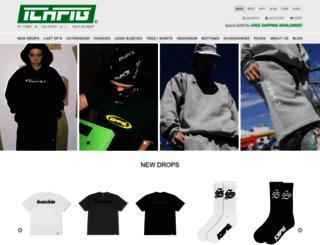 ichpig.com screenshot