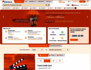 icicibank.com screenshot