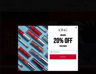 icing.com screenshot