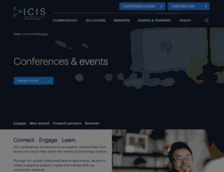 icisconference.com screenshot