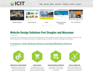 icit.com.au screenshot