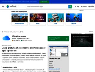 icloud.softonic.it screenshot