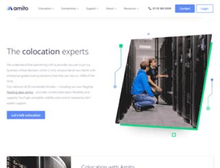 icloudhosting.com screenshot