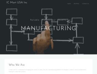 icmart.com screenshot