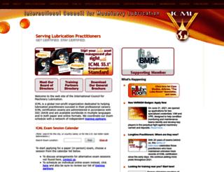 icmlonline.com screenshot
