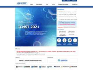 icnst.com screenshot
