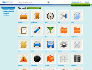 icocentre.com screenshot