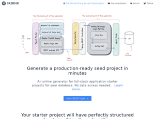 icodix.com screenshot